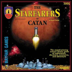 Starfarers of Catan by Mayfair Games