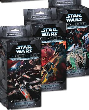 Star Wars Cmg: Starship Battles Booster Pack by TSR Inc.