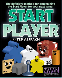 Start Player by Z-Man Games, Inc.