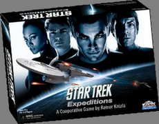 Star Trek Expeditions by WizKids/NECA