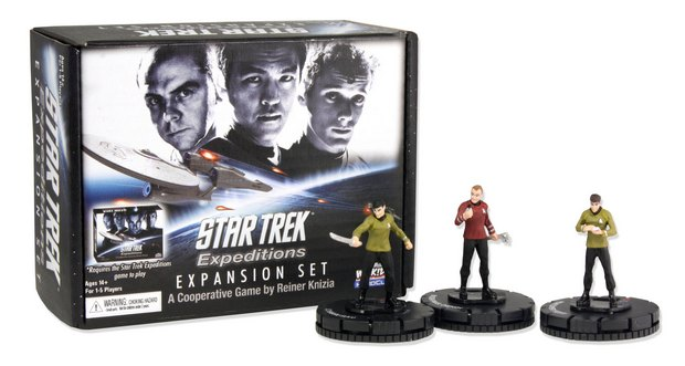 Star Trek Expeditions Expansion Set by WizKids/NECA