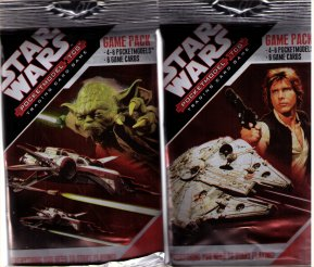 Star Wars Pocketmodel Tcg Booster Pack by WizKids, LLC
