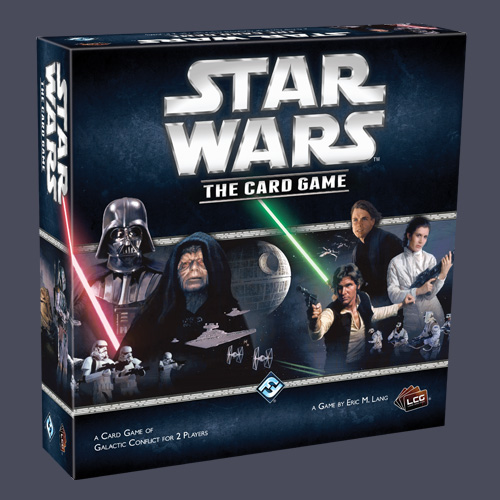 Star Wars: The Card Game by Fantasy Flight Games