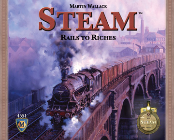 Steam by Mayfair Games