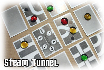 Steam Tunnel by Cheapass Games