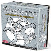Killer Bunnies: Stainless Steel Booster Expansion by Playroom Entertainment