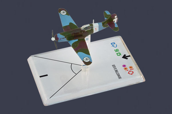 Wings of War: Dewoitine D520 - Stella by Fantasy Flight Games