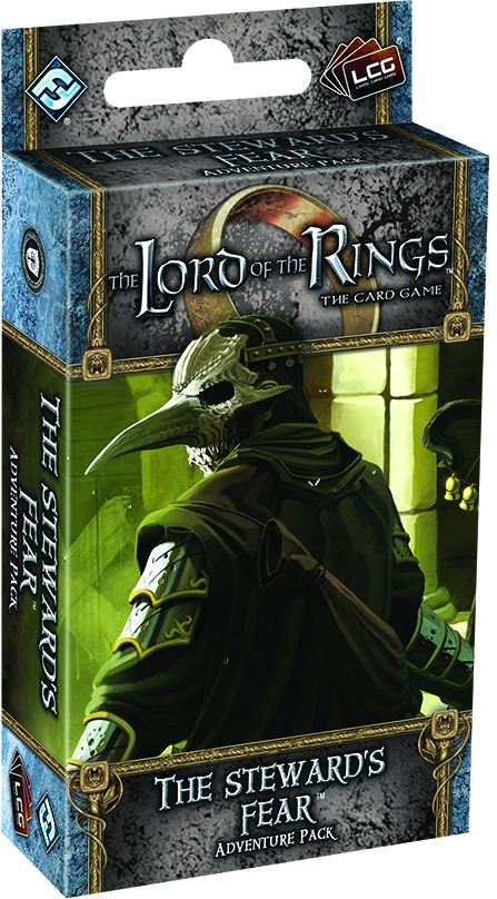 The Lord of the Rings: The Steward's Fear by Fantasy Flight Games