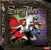 Scary Tales Deck 1: Little Red Riding Hood Vs. Pinocchio by Playroom Entertainment