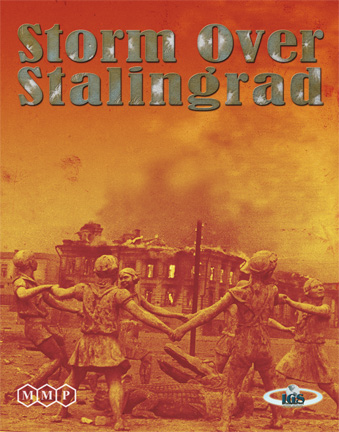 Storm Over Stalingrad by Multi Man Publishing