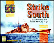 2nd World War At Sea: Strike South by Avalanche Press, Ltd.