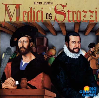 Medici vs Strozzi by Rio Grande Games