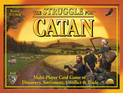 The Struggle for Catan by Mayfair Games