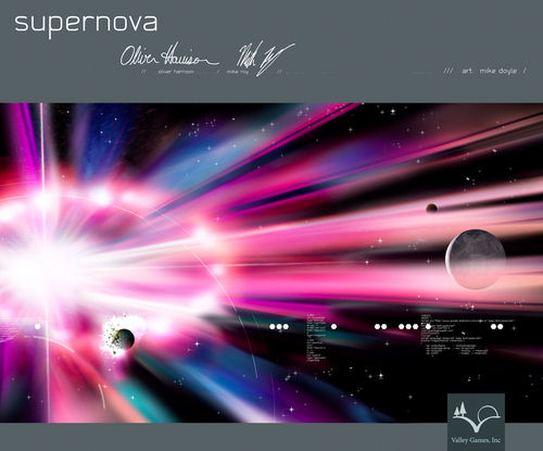 Supernova by Valley Games