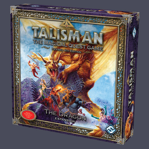 Talisman: The Dragon Expansion by Fantasy Flight Games