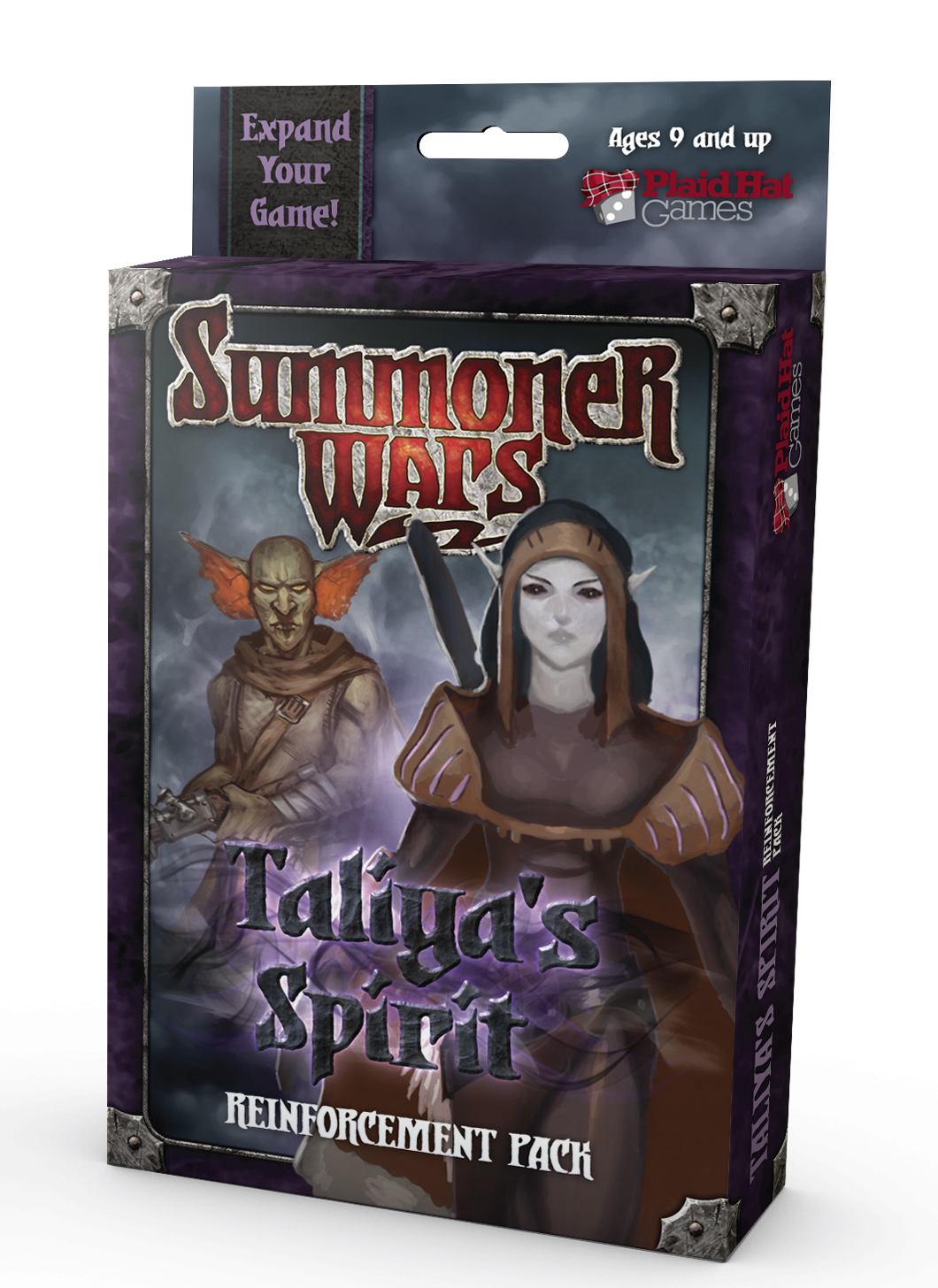 Summoner Wars: Taliya's Spirit by Plaid Hat Games