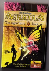 Agricola: The Legen*dairy Deck (Tannenbaum Deck) by Lookout Games