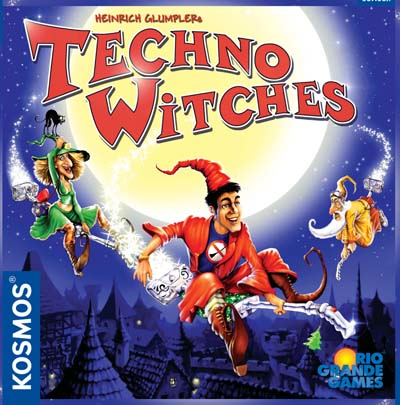 Techno Witches by Fred Distribution / Rio Grande / Kosmos