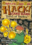 HACK! Card Game Tomb of Vectra : TEFLON BILLY DECK (Knights of the Dinner Table) by Eden Studios    Kenzer and Company