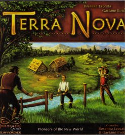 Terra Nova by Immortal Eyes Games  / Winning Moves