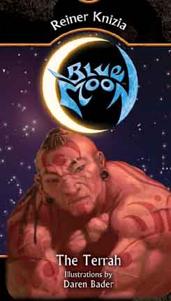 Blue Moon: Terrah Expansion by Fantasy Flight Games