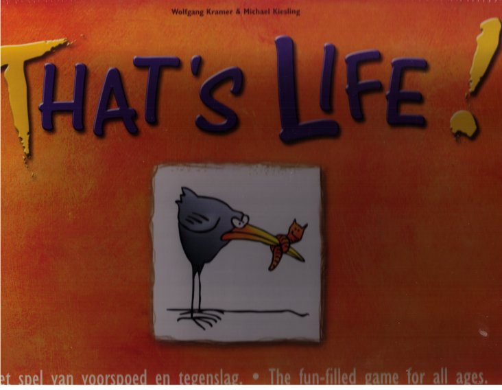 That's Life! by Vendetta Games