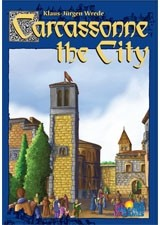 Carcassonne: The City 2 by Rio Grande Games