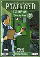 Power Grid: The Robots Expansion by Rio Grande Games