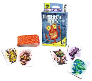 Thing-a-ma-bots by Gamewright