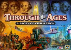 Through the Ages by Fred Distribution