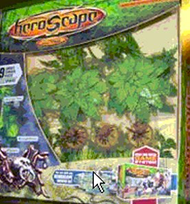 Heroscape Expansion Set - Ticalla Jungle by Hasbro / Wizards of the Coast