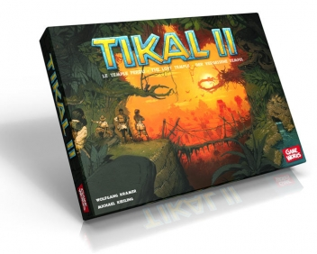 Tikal II by Asmodee Editions