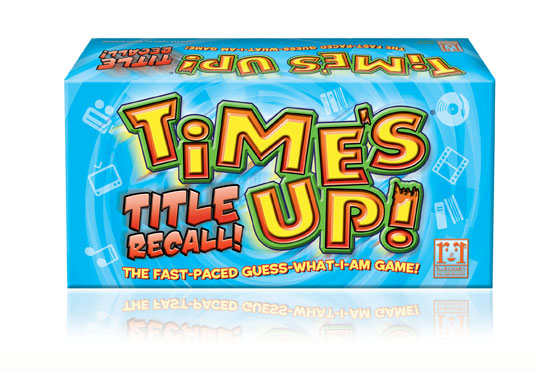 Time's Up!: Title Recall by R & R Games, Inc.