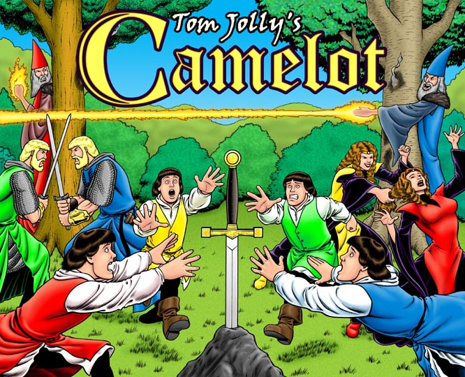 Tom Jolly's Camelot by Wingnut Games