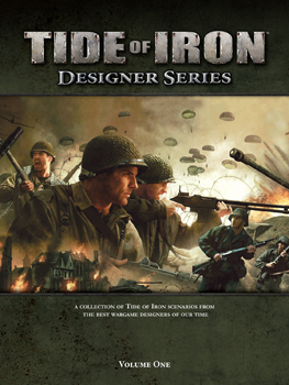 Tide of Iron: Designer Series by Fantasy Flight Games