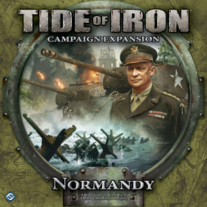 Tide of Iron: Normandy Expansion by Fantasy Flight Games