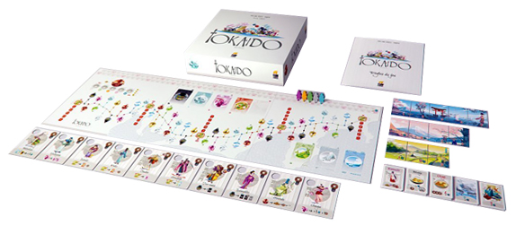 Tokaido by Passport Games Studios