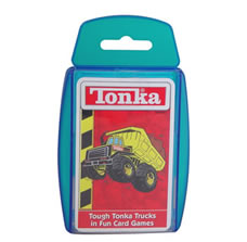 Tonka Cards by Winning Moves US