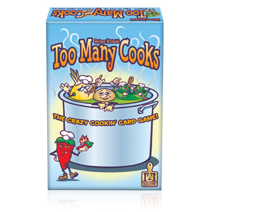 Too Many Cooks by R&R Games