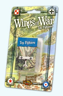 Wings Of War: Top Fighters Booster Pack by Fantasy Flight Games