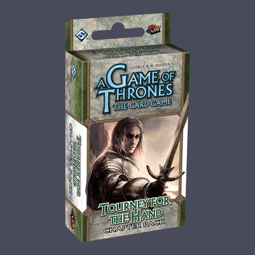 A Game of Thrones LCG: Tourney for the Hand Chapter Pack by Fantasy Flight Games