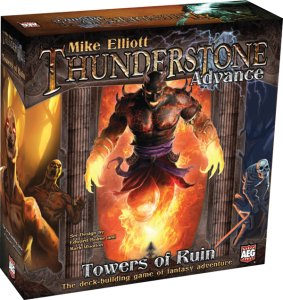Thunderstone: Advance - Towers of Ruin by Alderac Entertainment Group
