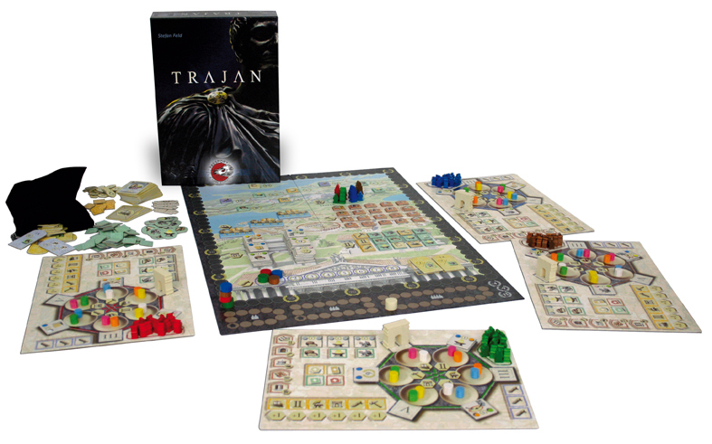 Trajan by Passport Game Studio