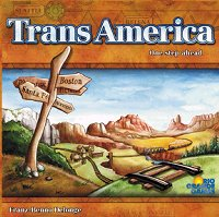 TransAmerica (includes Vexation expansion) by Rio Grande Games