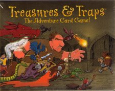 Treasures & Traps - The Adventure Card Game by Studio 9 Games