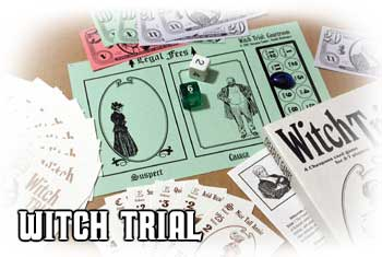 Witch Trial Box Set by Cheapass Games