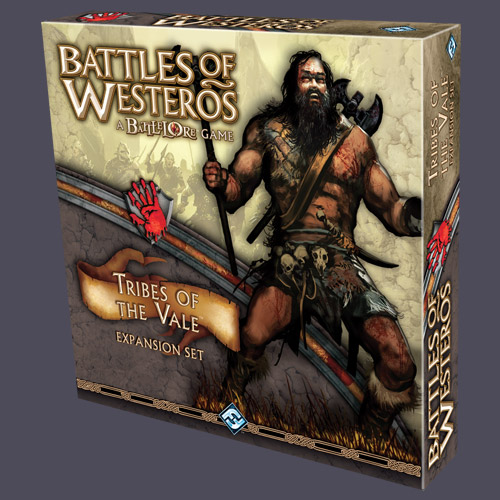 Battles of Westeros - Tribes Of The Vale by Fantasy Flight Games