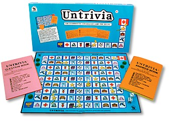 Untrivia by Family Pastimes