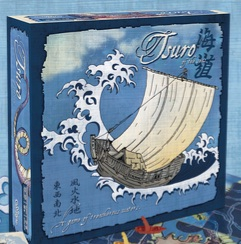 Tsuro of the Seas by Compound Fun