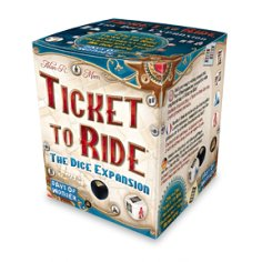 Ticket to Ride: The Dice Expansion by Days of Wonder, Inc.